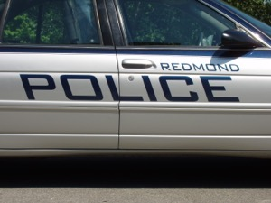 Redmond Police Car